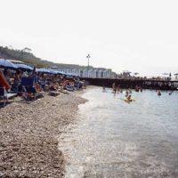 Spiaggia Marina di Puolo - Penisola Sorrentina - Massa Lubrense