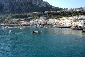Spiaggia Marina Grande Capri