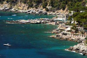 Spiaggia Marina Piccola - Capri