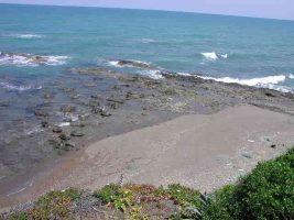 Spiaggia Mazzaforno