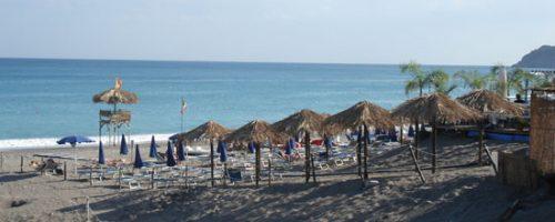 Spiaggia Mazzeo