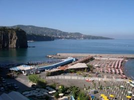 Spiaggia di Meta di Sorrento - Campania