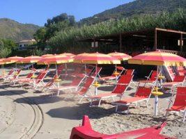 Spiaggia di Mezzatorre di San Mauro Cilento