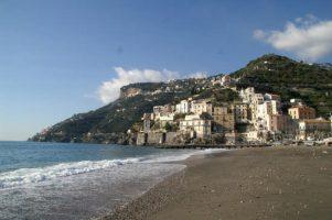 Spiaggia Minori - Costiera amalfitana