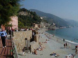 Spiaggia Monterosso - Cinque Terre - Liguria