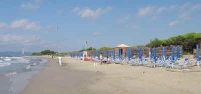 Spiaggia Mortelliccio