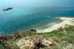 Spiaggia Ogliera