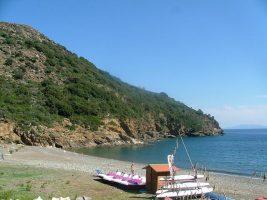 Spiaggia Ortano