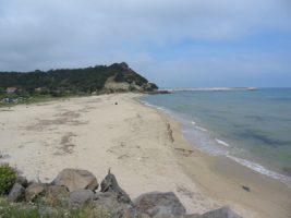 Spiaggia di Osalla