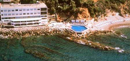 Spiagge di Ospedaletti
