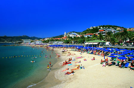 Spiaggia di Pieve Ligure