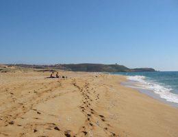 Spiagge Pistis e Is Arenas