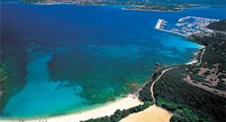 Spiaggia Portisco - Sardegna