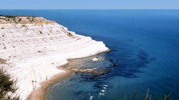 Spiaggia Scala dei Turchi - Porto Empedocle