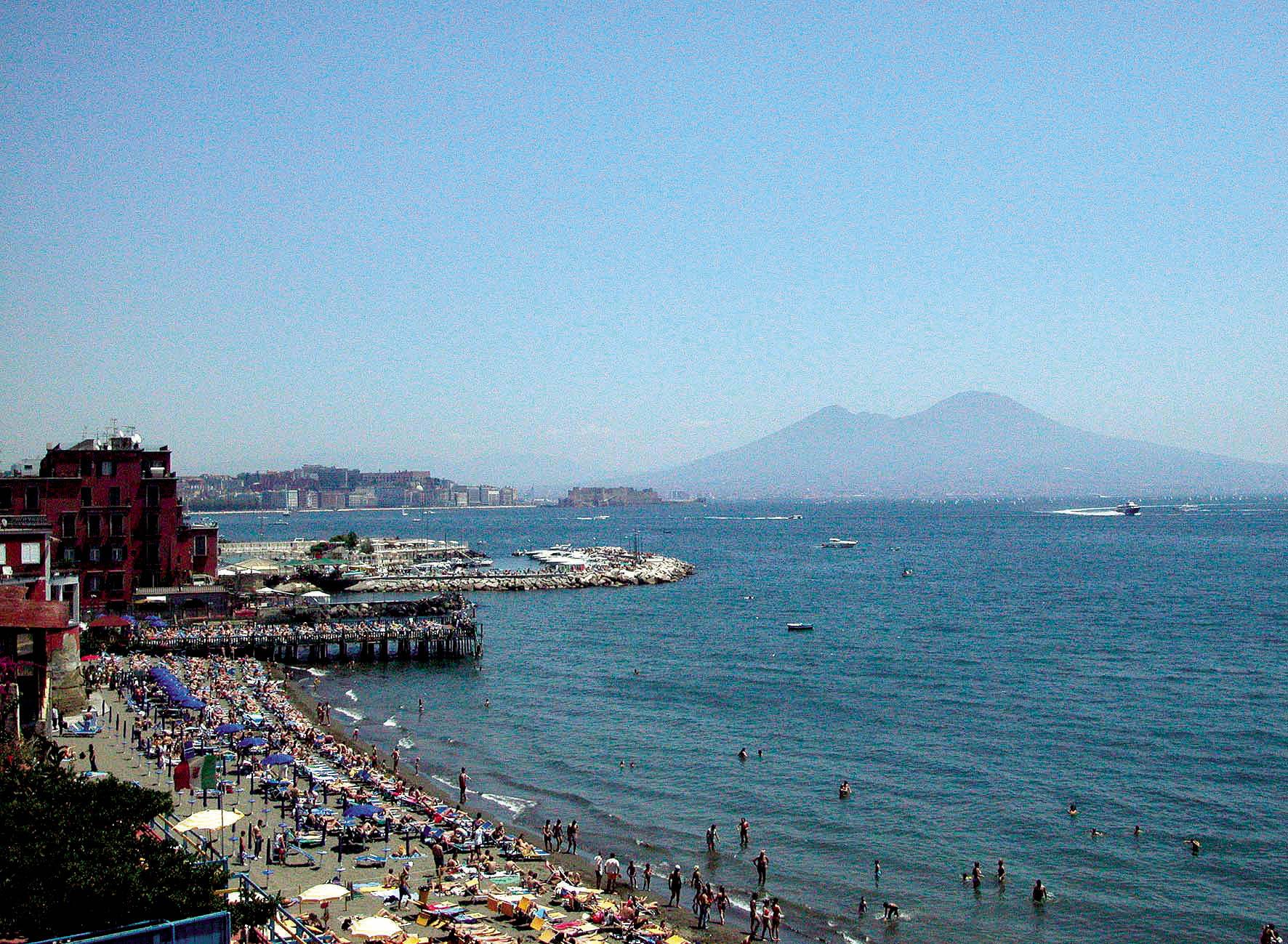 Spiagge di posillipo napoli spiagge italiane su trovaspiagge