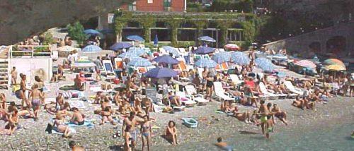Spiaggia Praiano - Campania