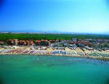Spiaggia Principina a Mare