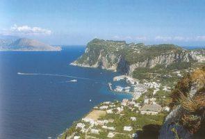 Spiaggia Punta Campanella