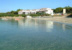 Spiaggia Punta Negra