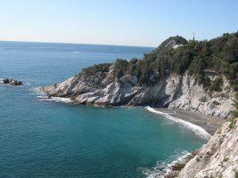 Spiaggia Punta Prodani - Bergeggi - Liguria