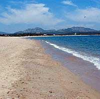 Spiaggia di Punta Saline
