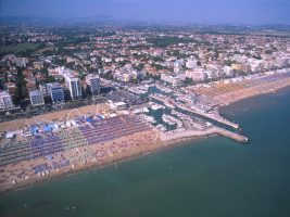 Spiaggia Riccione - Riviera Romagnola - Emilia Romagna