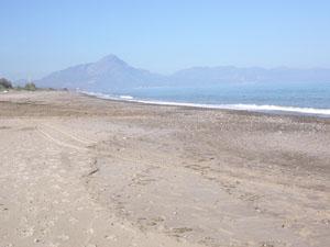 Spiaggia delle Salinelle