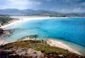 Spiaggia San Giovanni Muravera