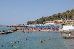Spiaggia di Sanremo