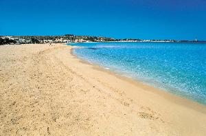 Spiaggia San Vito lo Capo - Sicilia
