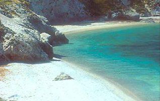 Spiaggia Sansone