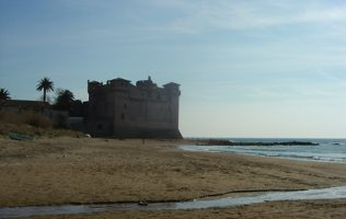 Spiaggia Santa Severa