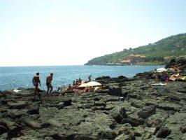 Spiaggia Santa Tecla