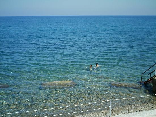 Spiaggia di santo stefano di camastra portale delle spiagge italiane - Santo stefano di camastra piastrelle ...