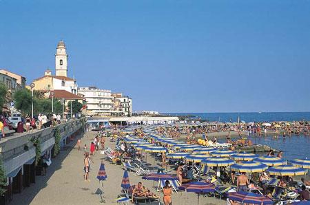 Spiagge di Santo Stefano al Mare