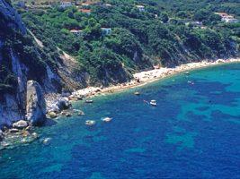 Spiaggia Seccione