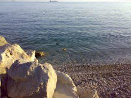 Spiaggia Sistiana - Trieste