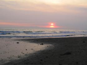 Spiaggia Sperlonga - Lazio