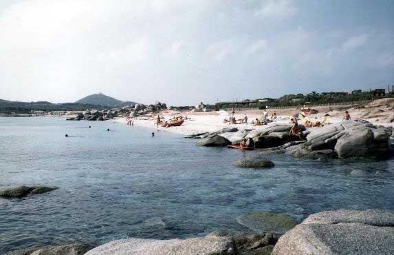 Spiaggia del Riso