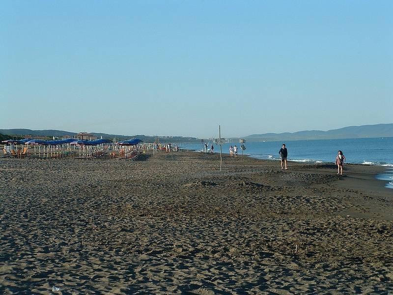 Spiaggia del Seggio