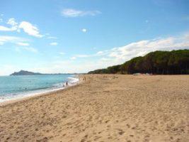Spiaggia di Tancau sul Mare
