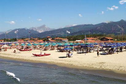 Spiaggia di Tirrenia