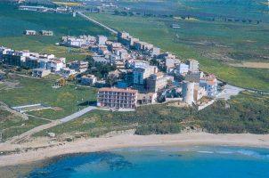 Spiaggia Torre di Gaffe