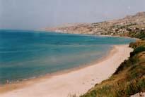 Spiaggia Torre delle Gaffe