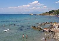 Spiaggia Trentova - Baia Trentova - Agropoli - Cilento