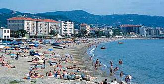 Spiaggia di Vado Ligure