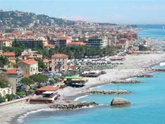 Spiagge Ventimiglia