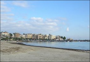 Spiaggia Vergine Maria