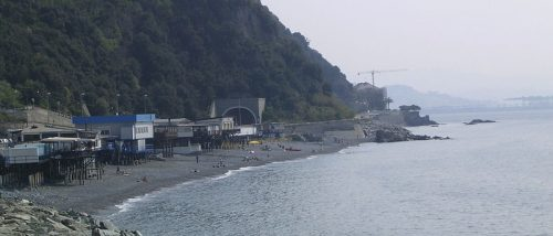Spiaggia di Vesima