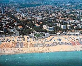 Spiaggia di viserba portale delle - Bagno marina beach lido adriano ...